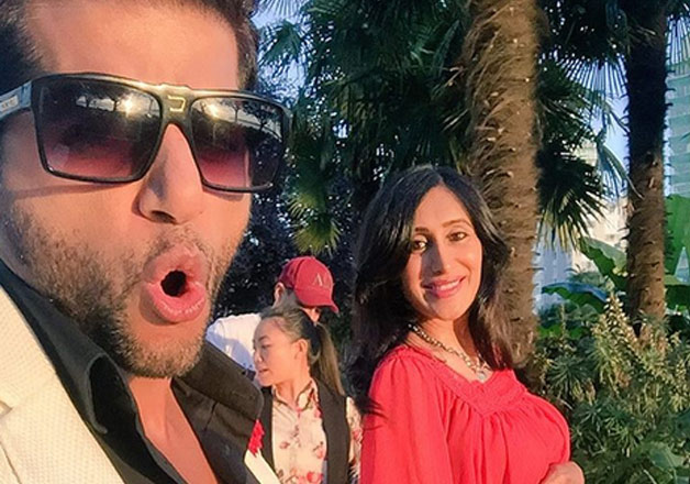 Karanvir Bohra's wife Teejay Sidhu shares the pics of her