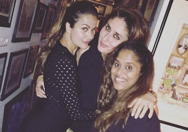 Kareena Kapoor's private birthday bash pictures are out