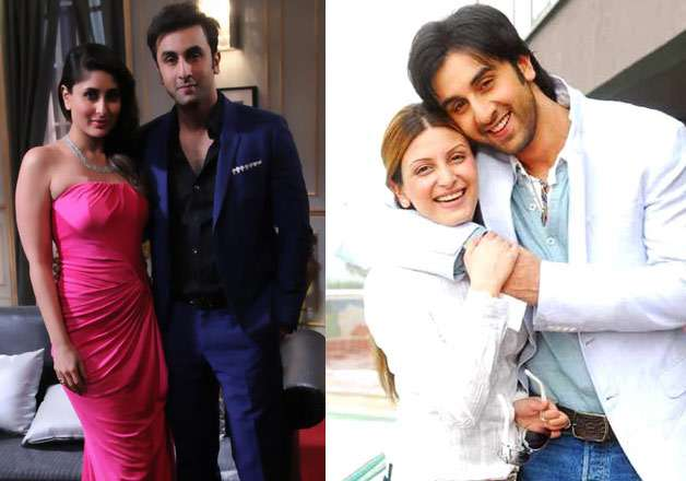 Sisters Kareena and Ridhima wish Ranbir Kapoor on his