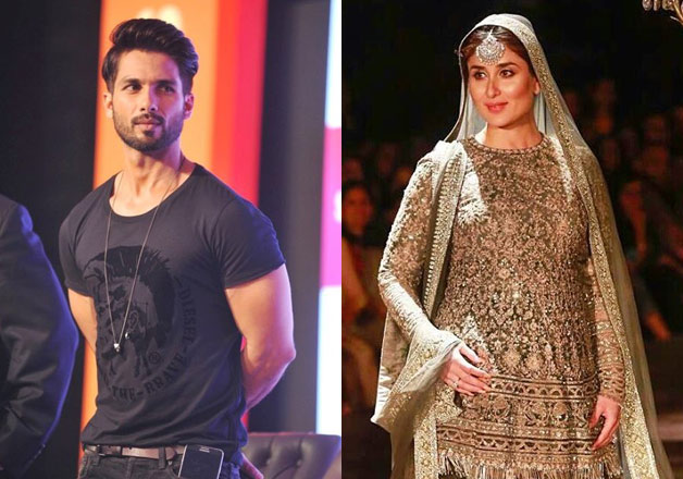 Here's what Kareena has to say about ex-boyfriend Shahid
