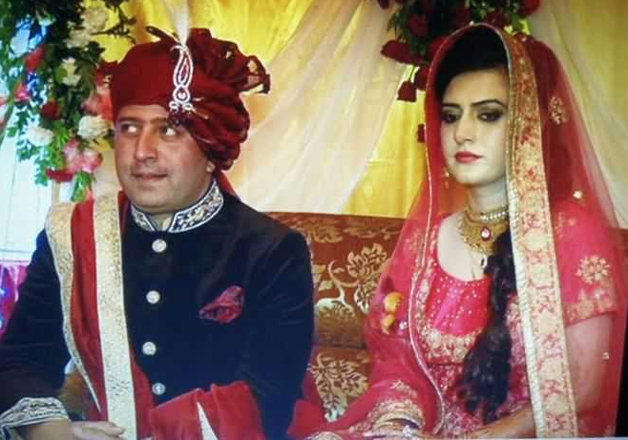 Defying all odds, Kashmir cop marries PoK girl in Srinagar