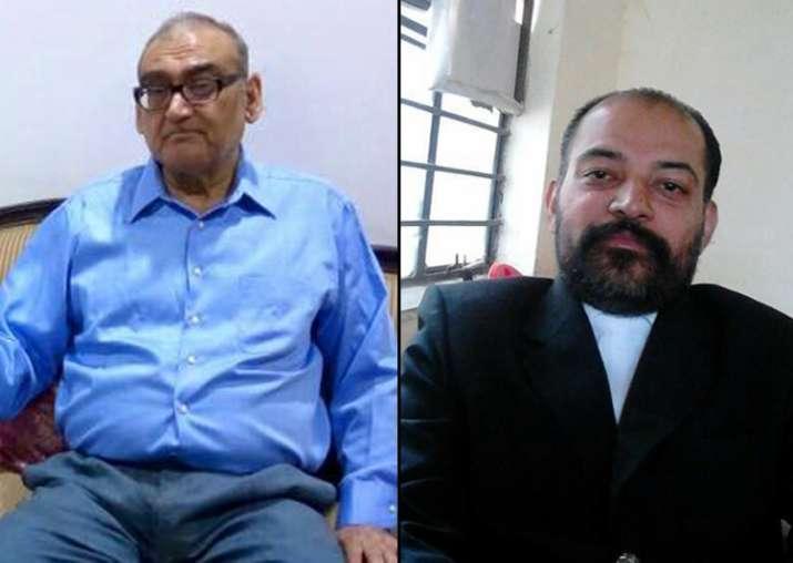 Justice Markandey Katju and Govindacahamy's Lawyer BA Aloor