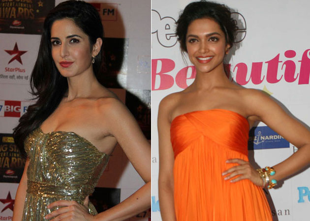 How to avoid 'someone'? Katrina Kaif-Deepika Padukone