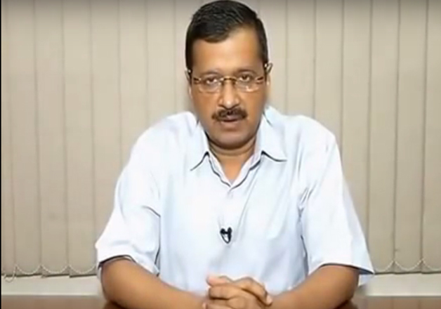 Kjeriwal's video message on Sandeep Kumar's sacking