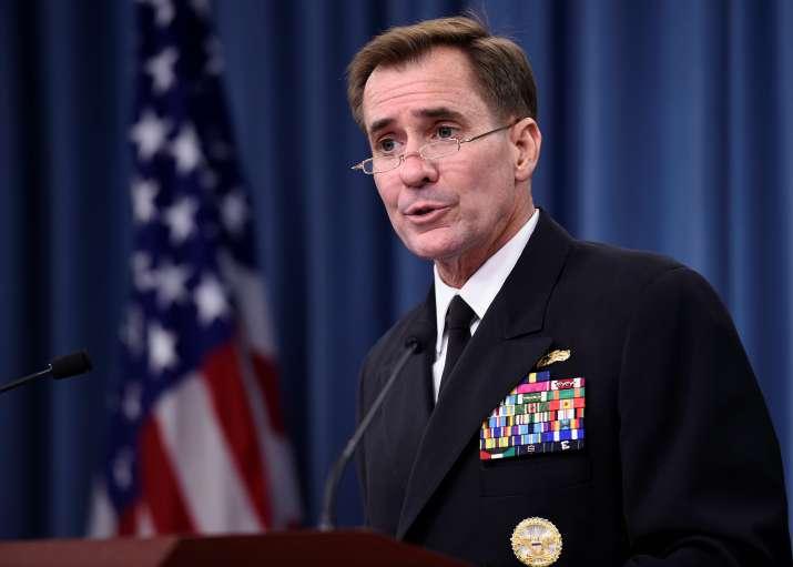 State Department Spokesman John Kirby