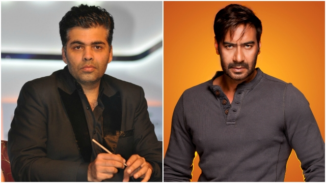 India Tv - KJo and Ajay Devgn have been on loggerheads lately.