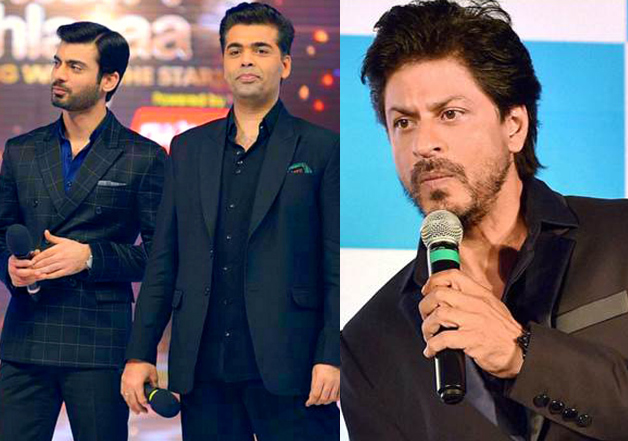 KJo to ignore SRK for the second time, will have Fawad as