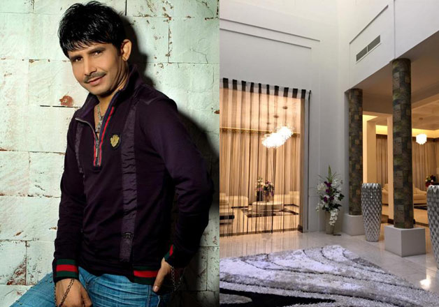 Check out the inside pics for Kamaal R Khan's house