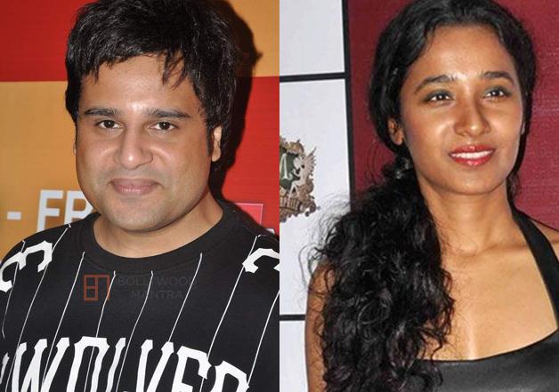 Krushna Abhishek apologises to Tannishtha Chatterjee