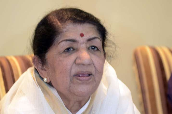 Lata Mangeshkar asks fans to remember and donate for brave