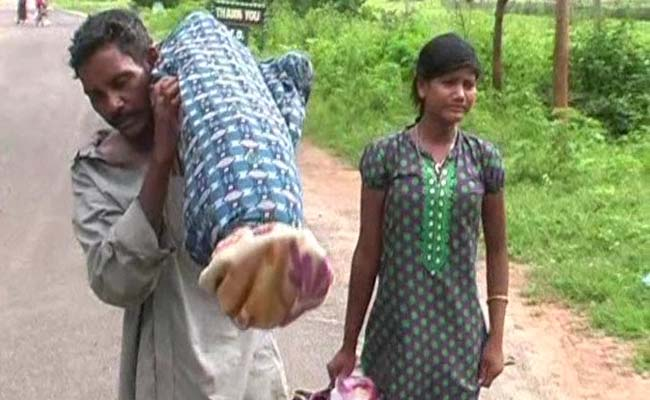 Odisha's Dana Manjhi