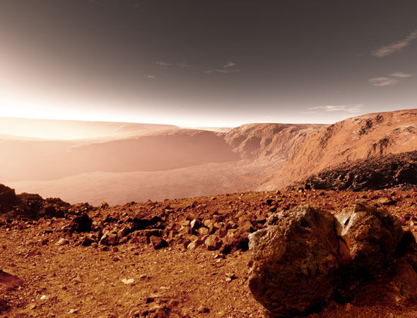 India Tv - Mars crust contributes to red planet's atmosphere