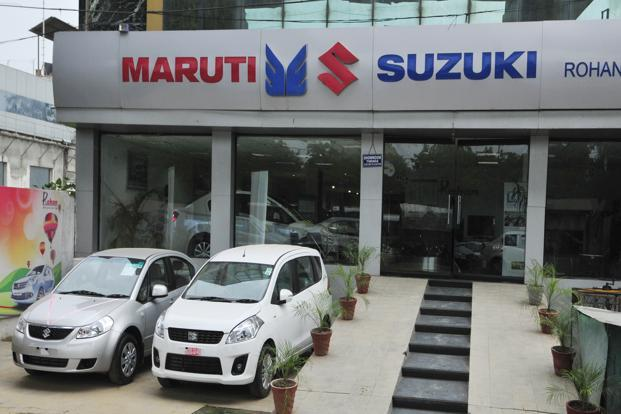 Indian auto giant Maruti Suzuki
