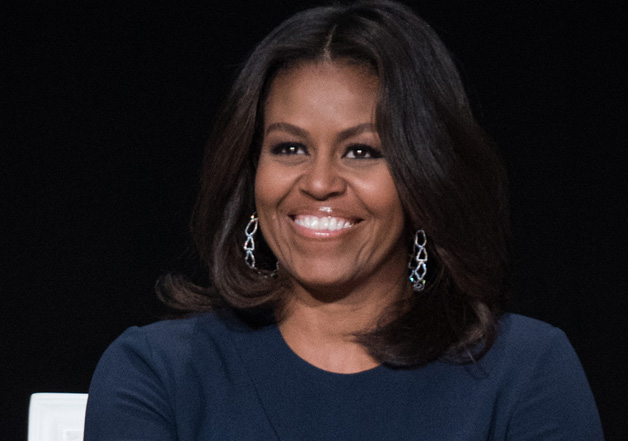 Michelle Obama turned down role in 'The Simpsons' with a