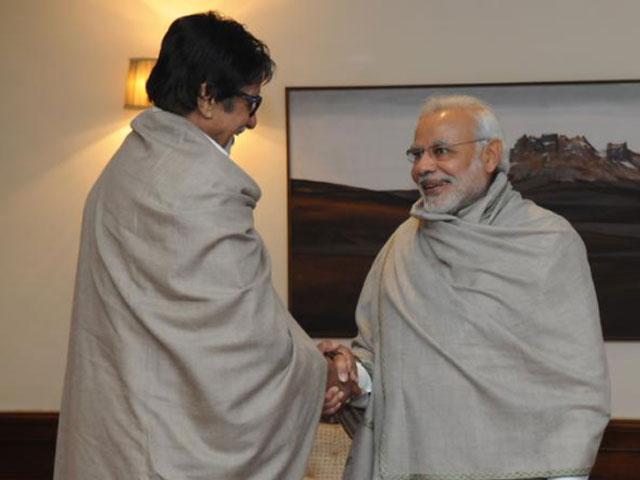 Dalit to counter Big B, PM Modi's campaign with 'Badbu