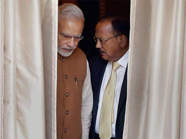 Modi chalking out strategy over Uri attack