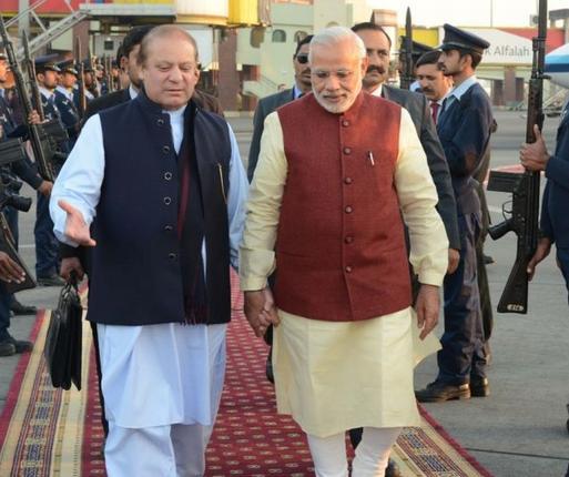 Pakistan Viral News Home: 'Man Who Welcomed PM Modi Is Glorifying Burhan Wani