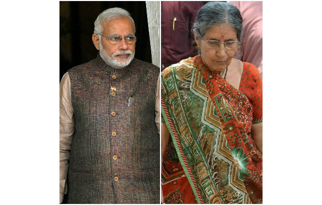 India Tv - PM Modi and Jashodaben