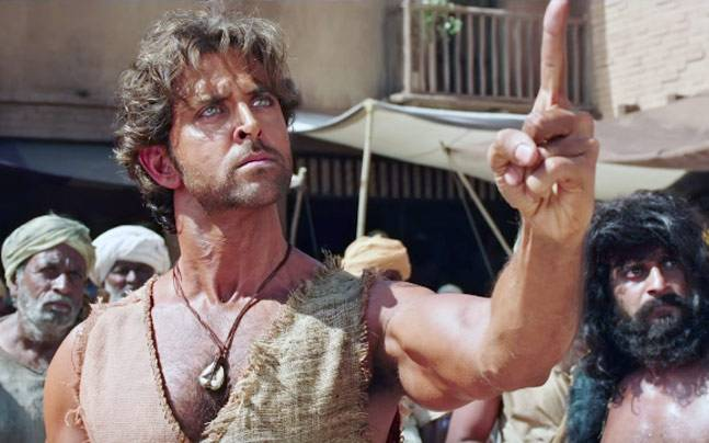 India Tv - Hrithik filmed 'Mohenjo Daro' in a 'turmoil' state