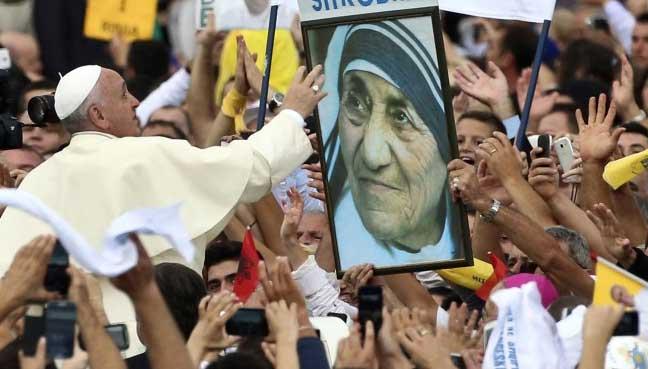 Mother Teresa's elevation to sainthood | India TV