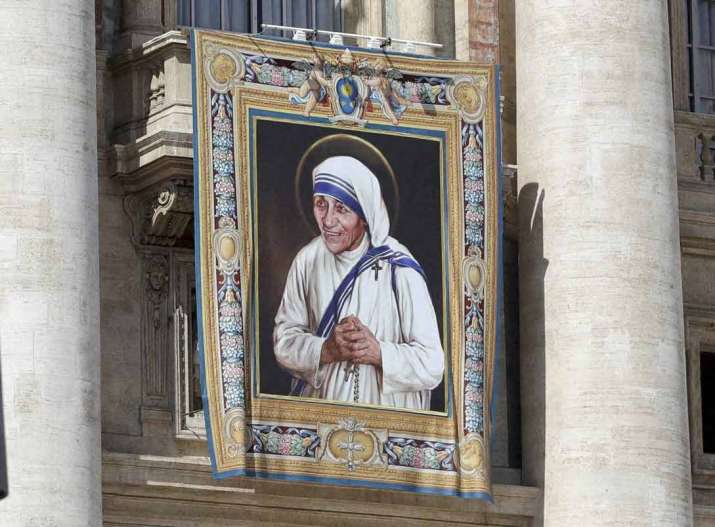 Mother Teresa canonization ceremony