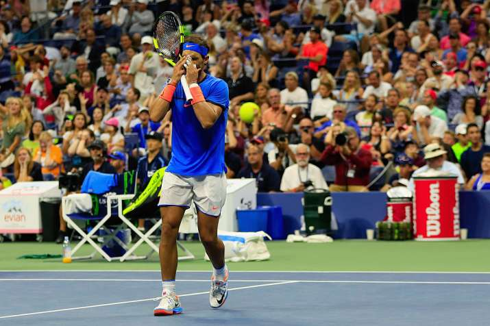 Outclassed by Lucas Pouille, Rafael Nadal crashes out of US