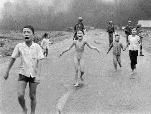 Napalm girl photo
