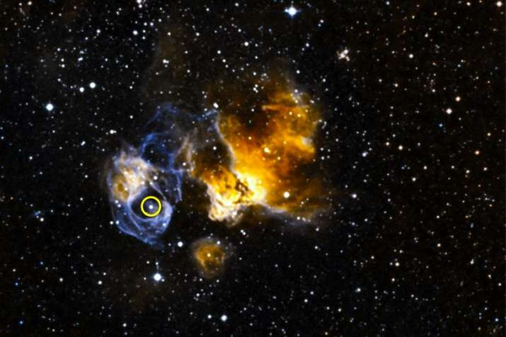 NASA's Fermi telescope detects dazzling gamma-ray binary