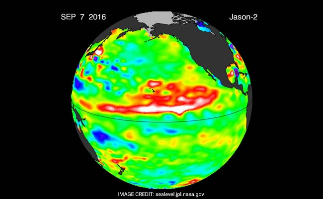 There is unlikely to be a La Nina event in late 2016