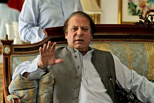 Political trouble is brewing for Pakistan Prime Minister