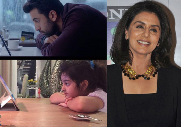Neetu Kapoor shares 'ditto' pic starring Ranbir and his