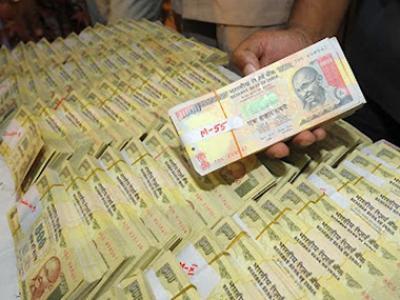 Black money crackdown