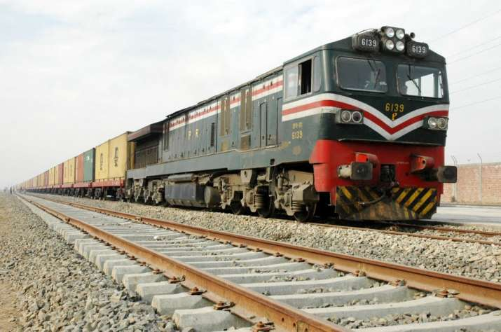 Pak train mishap
