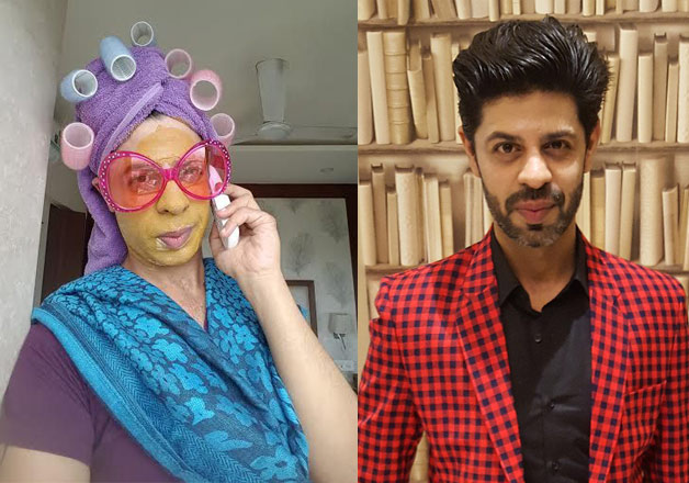 Pammi Aunty aka Ssumeir Pasricha to be part of Comedy
