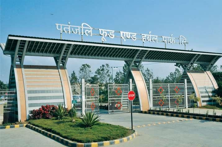Patanjali Food Park | India TV