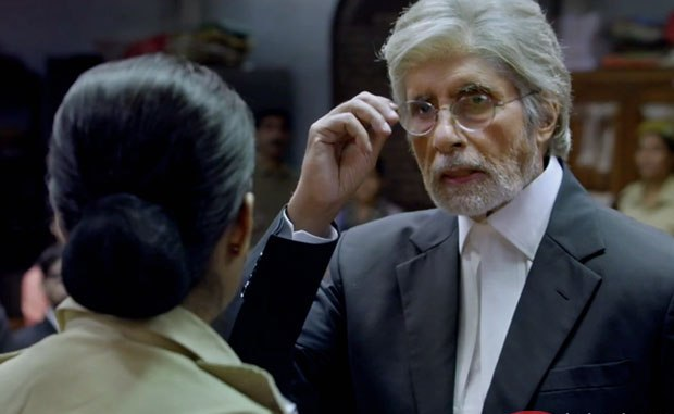 Why was movie 'Pink' called 'Pink'? Amitabh