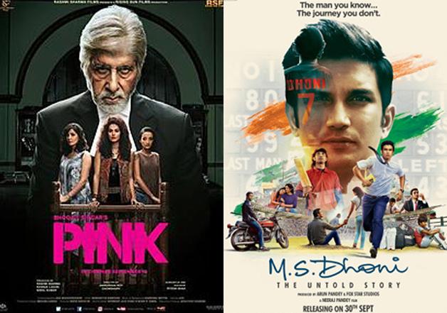 Pink has had its share of fun at box office. This Friday