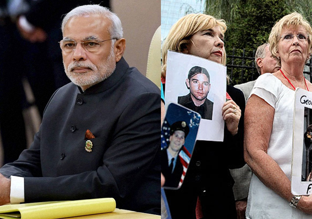 PM Modi and 9/11 victims | India TV