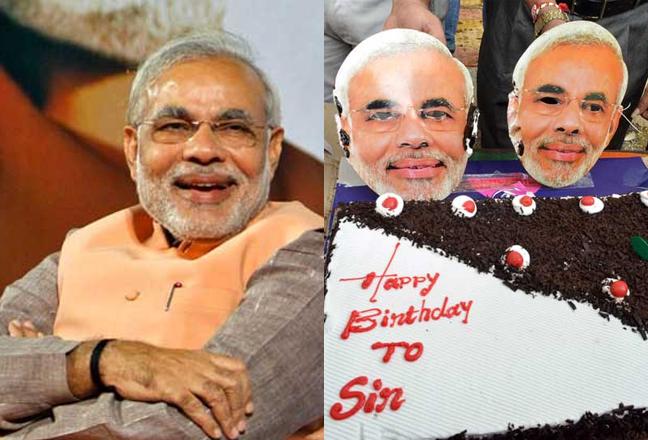 PM Modi's 66th Birthday | India TV