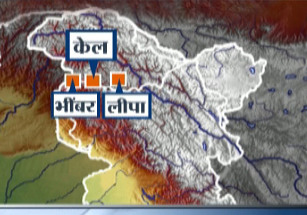 Surgical strikes by Indian Army in PoK