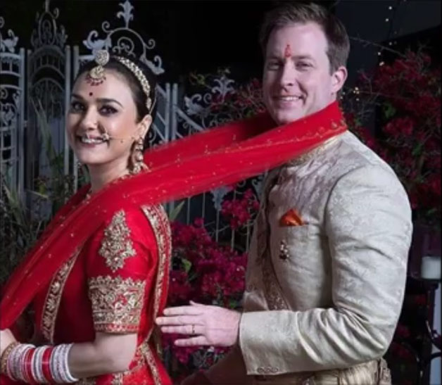Image result for preity wedding