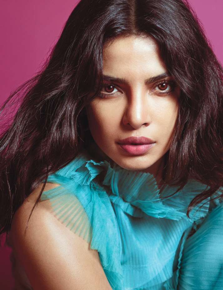 India Tv - Priyanka Chopra on the cover of W magazine