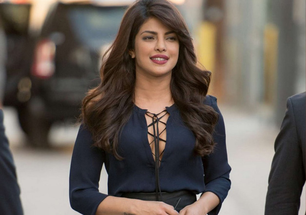 Priyanka Chopra doesn't like to flaunt her bra