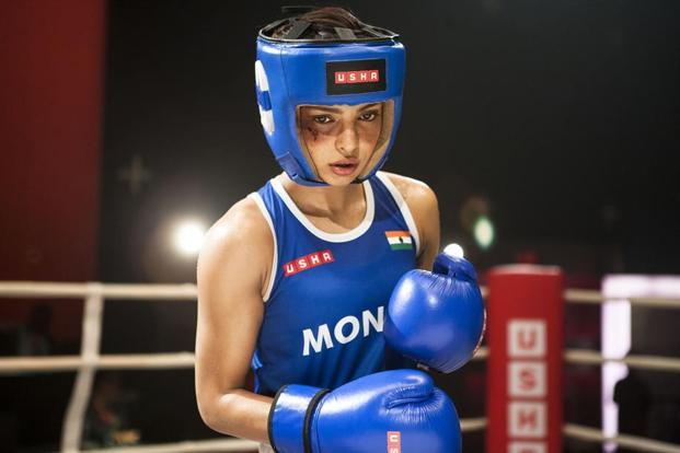 As 'Mary Kom' turns 2, Priyanka reveals how she put all