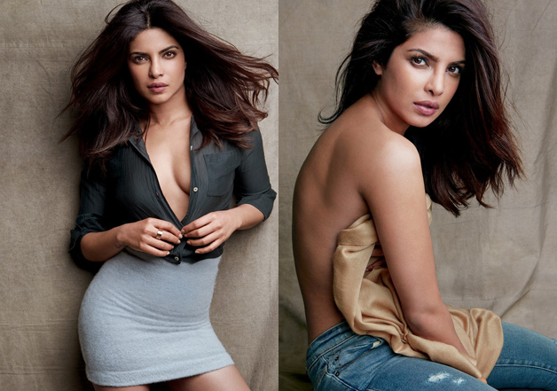 Priyanka Chopra sizzles on magazine cover, leaves little to