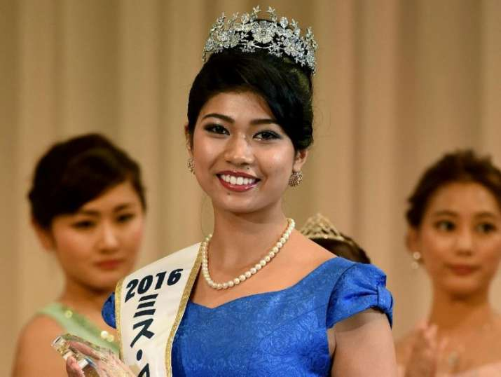 Controversy over half-Indian Priyanka Yoshikawa being