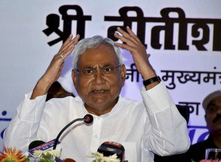 Bihar CM Nitish Kumar served as Railway minister in Atal