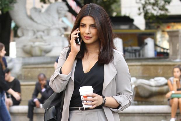 Priyanka Chopra aka Alex Parrish is back with Quantico
