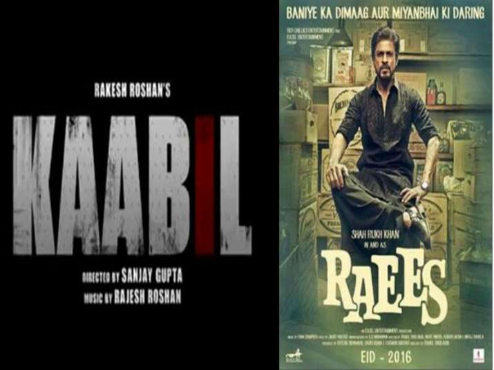 India Tv - Raees and Kaabil will clash in January 2017