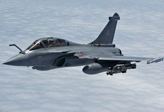 Rafale jets are made by Dassault Aviation